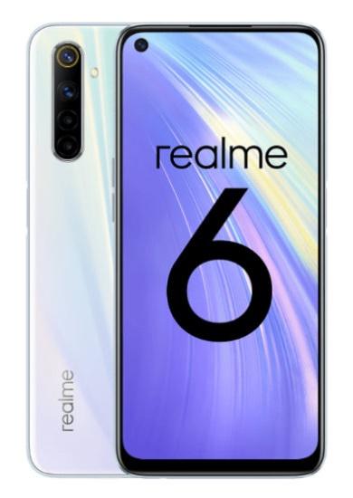Realme-6-white