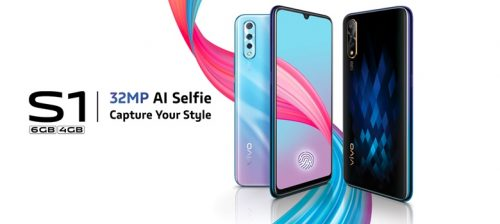 vivo s1 price spec bangladesh