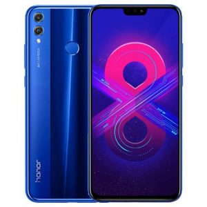 Honor 8X Blue