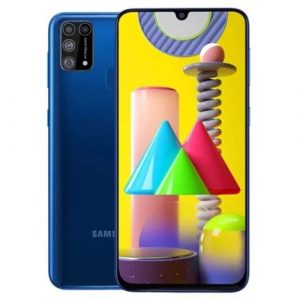 Samsung Galaxy M21 Blue Mobile