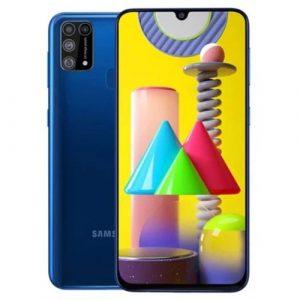 Samsung Galaxy M21 Blue Mobile