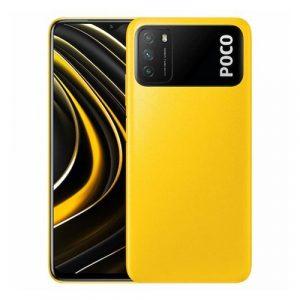 POCO M3 yellow